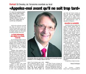 Journal - 2014, Nov 20 - Gil Develey Conseils