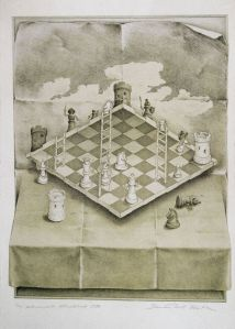Sandro-Del-Prete-The-Warped-Chessboard